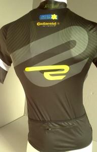 dorsal maillot ENDURA